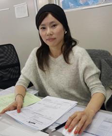 Ms. Eri Shoyama