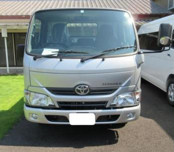 TOYOTA TOYOACE 1.5T 2018