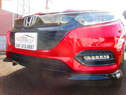 HONDA VEZEL RS Honda Sensing 2019