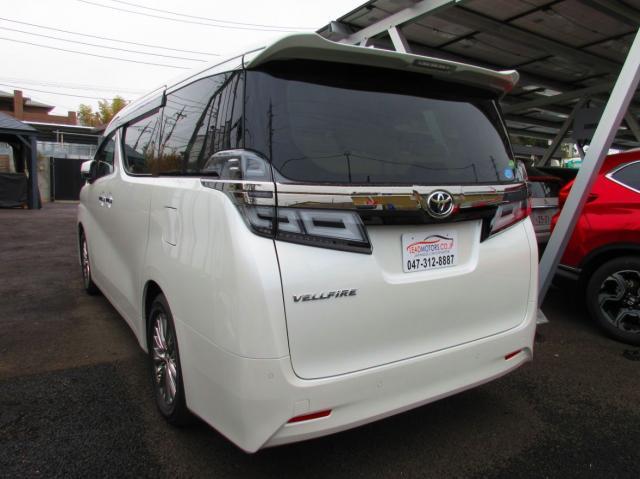 Japanese Used TOYOTA VELLFIRE V V 2019 SUV for Sale