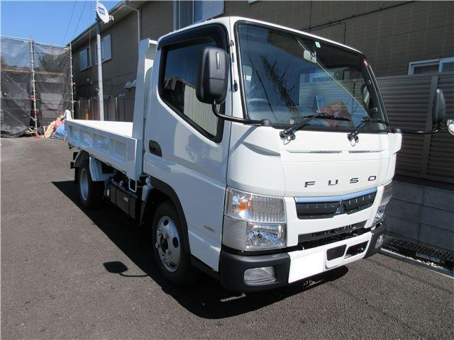 MITSUBISHI CANTER FBA30 All low floor 2T reinforced dump 2020
