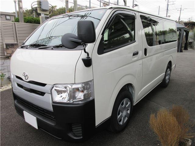 TOYOTA Hiace DX Long 3/6 / 9-seater 2019